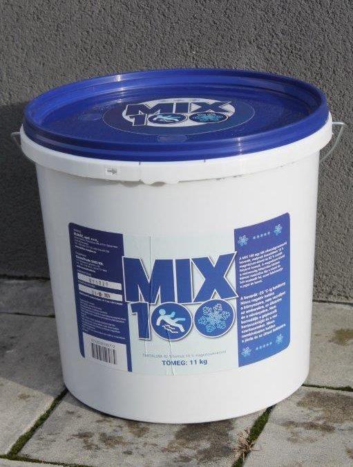 MIX 100 síkosságmentesítő keverék